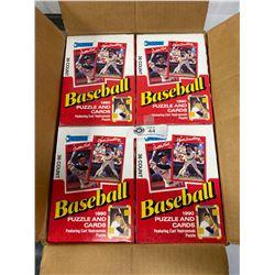 Sealed Case Of 1990 Baseball Cards, Dawnrus