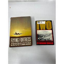 2 Older Hardcover WW2 Books