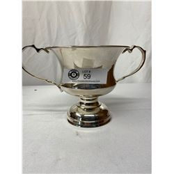 Very Nice Silver Plated Trophy