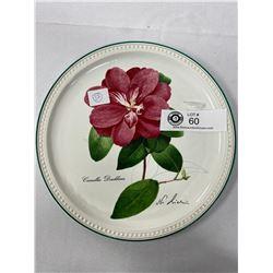 Villeroy And Bosh Floral/Botanical Plate