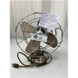 Vintage 1950s Silex Fan In Good Working Condition
