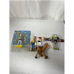 Toy Story Action Figures Sealed In Box Plus Loose