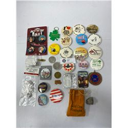 Nice Lot Of Collecter Pins