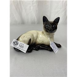 Beswick England Large Siamese Cat Figurine #1559 Great Shape