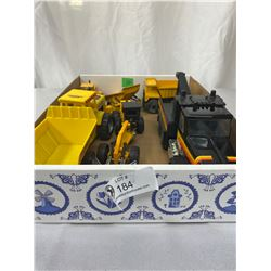 Assorted Lot Of Construction Vehicles And Heavy Equipment