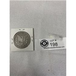 1901 U.S Silver Morgan Dollar