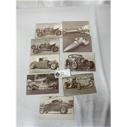 9 1960s Michigan Auto Show Car Pictures