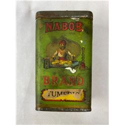 Rare Hard To Find Nabob Paper Label Spice Tin Plus 2 Other Nabob Tins