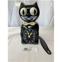 Kit Cat Clock For Parts