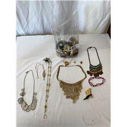 Lot Of Fashion Jewellery