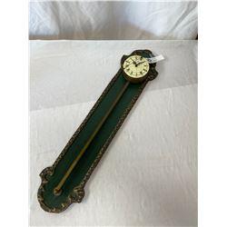German Rack/Saw Clock Circa 1930