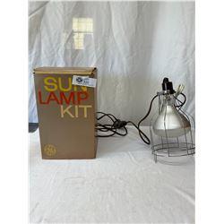 Vintage Sun Lamp - General Electric