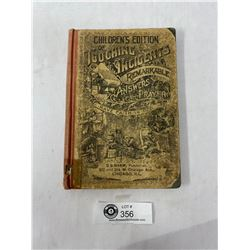 Antique 1895 Children's Edition To Touching Incidents And Remarkable Answers To Prayer