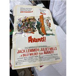 20 Vintage Original Movie Posters