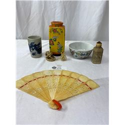 Nice  Asian Collectible Lot