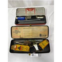 2 Older Gun Rifle Kits, As Found