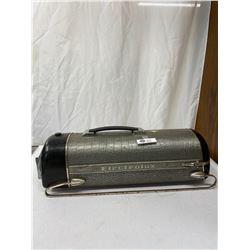 Vintage Electrolux Vaccum On Slides