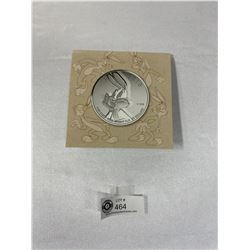.9999 Royal Canadian Mint Silver Coins $20 2017 Bugs Bunny