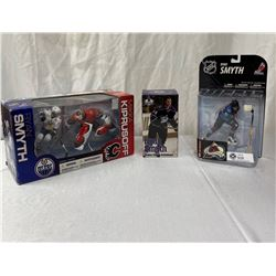 Lot of NHL Action Figures in Original Boxes
