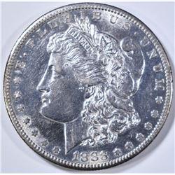 1883-S MORGAN DOLLAR  NICE BU