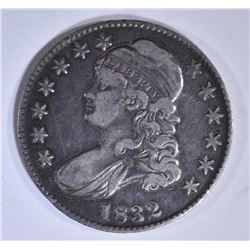 1832 BUST HALF DOLLAR  VF