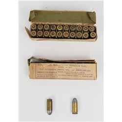 WW1 WWI 1911 .45 Ammo (2 Boxes)