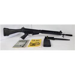 Springfield Sar-48 Jungle Variant Rifle W/ Bayonet