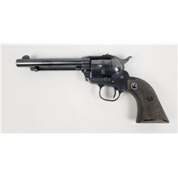 Ruger Single 6 Old Model .22 LR Revolver