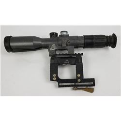 Romanian PSL Dragunov Sniper Rifle Scope