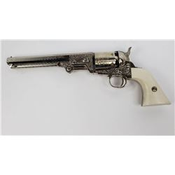Piettea Model 1851 Colt Navy Black Powder Engraved