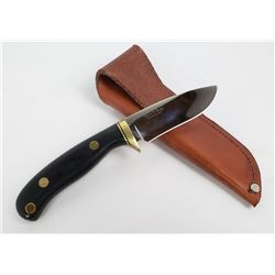Robert Beaty Missoula Montana Skinning Knife