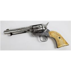 Nimschke Engraved Colt Single Action Army .45