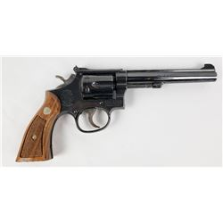 Smith and Wesson Model 48-4 .22 Magnum