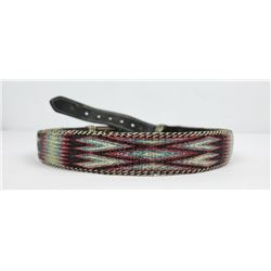 Deer Lodge Prison Montana Horsehair Belt
