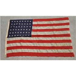 Antique 48 Star American Flag