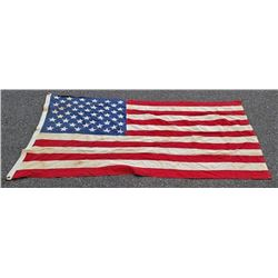 Valley Forge Antique American 50 Star Flag