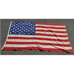 Antique American 50 Star Flag