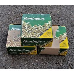 1200 Rounds of Remington Golden Bullet .22 LR
