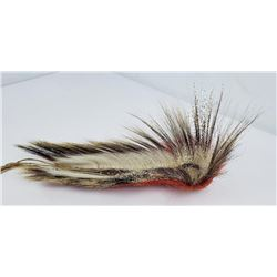 Montana Crow Indian Porcupine Hair Dance Roach