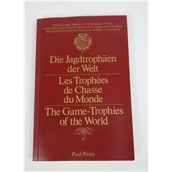 The Game Trophies of the World Paul Parey 1981
