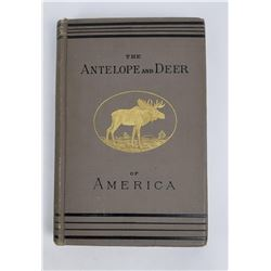 The Antelope and Deer of America Canton 1877