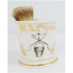 Occupational Shaving Mug Brick Mason