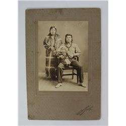 Nez Pearce Indian Pendleton Oregon Bowman Photo