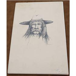 Katherine Trigonis Missoula Montana Pen and Ink