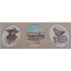 Katherine Trigonis Missoula Montana Watercolor