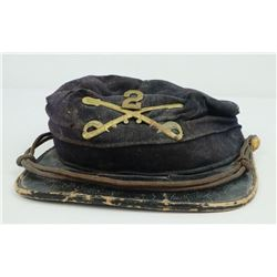 Montana 2nd US Cavalry Kepi Hat Indian Scout