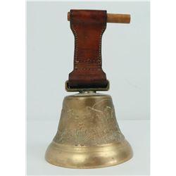 Original US Army Camel Corps Neck Bell