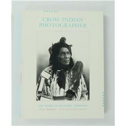 Richard Throssel Crow Indian Photographer Book