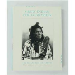 Richard Throssel Crow Indian Photographer Book