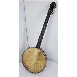 Antique Unmarked Banjo